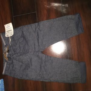 Zara boys pants size 18-24 mos- NWT!