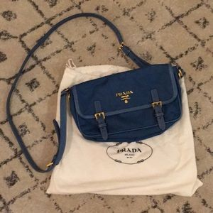 Prada Nylon Crossbody *Authentic*