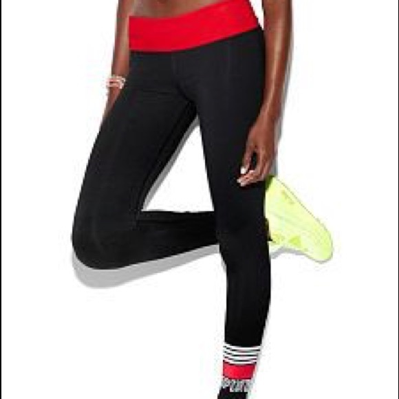 7b82a6949c PINK Victoria's Secret Pants | Ultimate Reversible Leggings Vspink ...