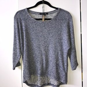 Comfy Blue Gray Sweater!