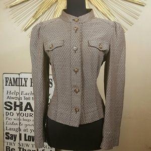 Ann Taylor Loft Career Blazer Jacket