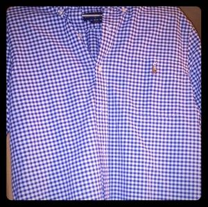 Never worn Ralph Lauren shirt