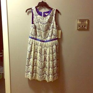 NWT Shoshanna June sleeveless dress
