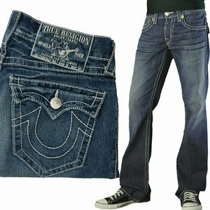 True Religion Billy Big T jeans 31 x 34