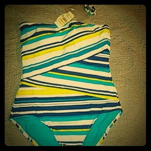 Tommy Bahama 1 pc bathing suit