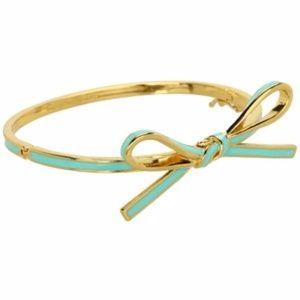 Kate Spade Skinny Mini Bow Bracelet