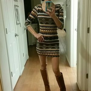 Sweater Dress by Forever 21 size Small