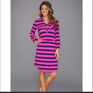 Lilly Pulitzer Beckett Dress Mambo Pink