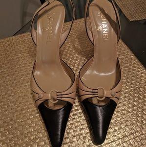 Chanel heels 💯% Authentic