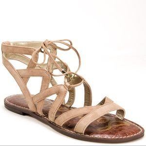 Sam Edelman Gemma Leather Sandal LIKE NEW 7