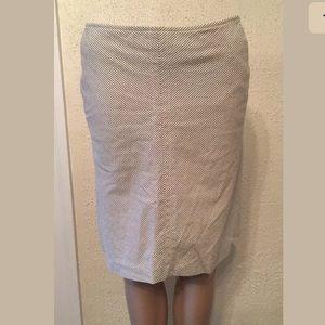 Banana Republic  A-Line Bell Skirt Size Petite 0
