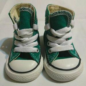 Infant Converse Allstars sneaker