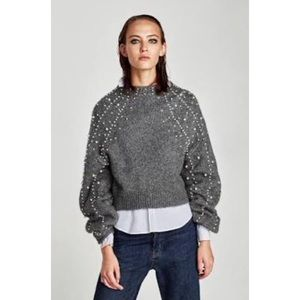 Searching for Zara pearl sweater (authentic pls)