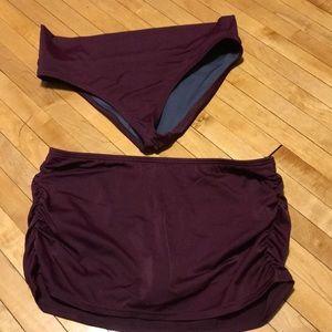Victoria's Secret swim bottoms