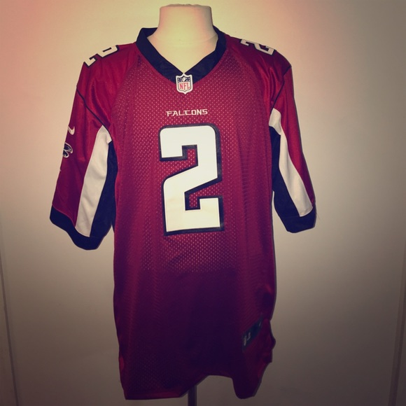 on sale 6b953 3020e Authentic Matt Ryan NFL 🏈Jersey 🏉