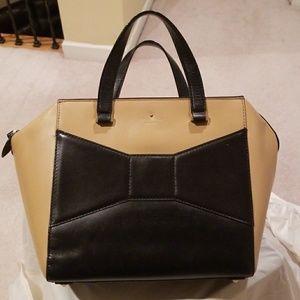 Kate Spade colorblock satchel