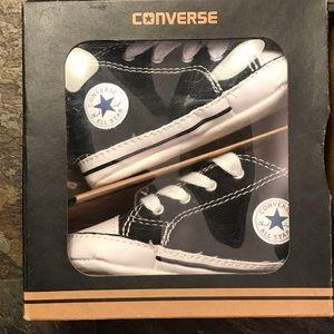 Brand new baby converse