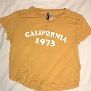 H&M California 1973 vintage tee