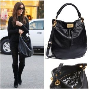 MARC BY MARC JACOBS Classic Q Hiller Hobo