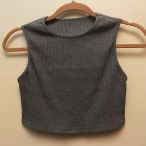 Urban Outfitters Knitted Crop Top