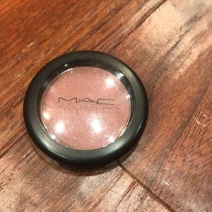 MAC sheer tone shimmer blush