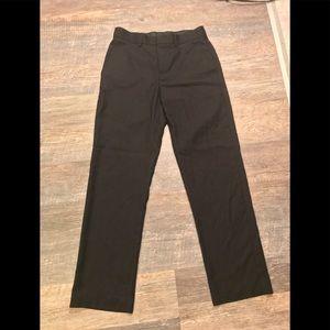 Men's black dress pants 29x30