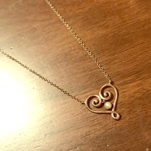 RARE Limited Edition Tiffany&Co Necklace w/ Pearl