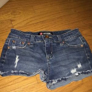 Other - Denim shorts from tillys