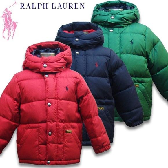 Polo Ralph Lauren Elmwood Down Jacket Green