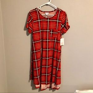 🆕 NWT PLAID XS CARLY