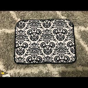 Disney reversible laptop case
