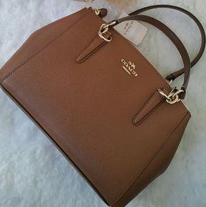 COACH Mini Christie carryall satchel