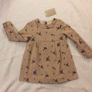 Zara Baby Girl Dress - New with Tags