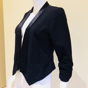 Charlotte Russe tuxedo blazer