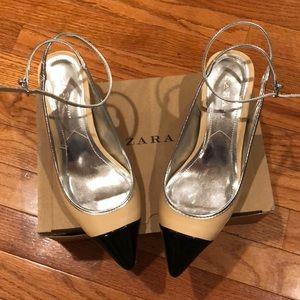 Chic mid heel