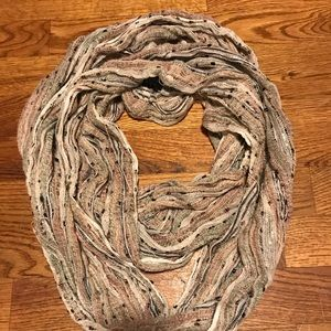Infinity multi colored scarf