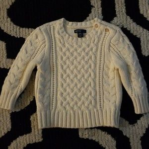 Baby Gap sweater 12-  18 months