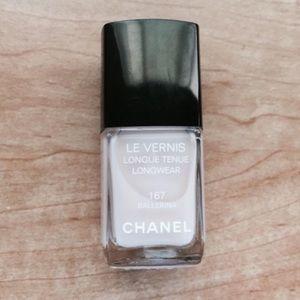 Chanel nail polish 167