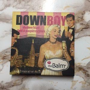 The Balm - Down Boy blush