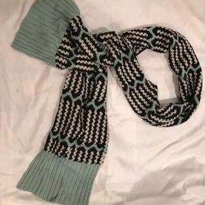 Cozy j.crew scarf!