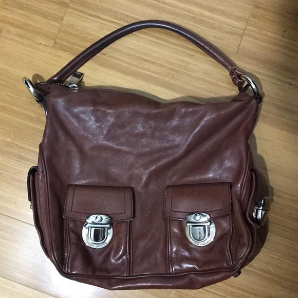 bb0106ed0 marc jacobs Bags | Blake Large Leather Hobo Bag | Poshmark