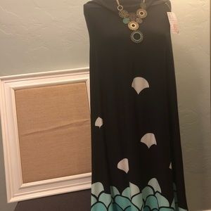 🆕 Lularoe Brand New Mermaid XS Mazi