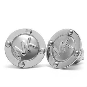 Authentic MK Stud Earrings