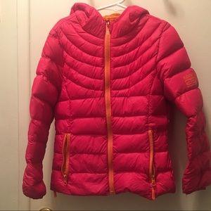 Weatherproof Pink & Orange Jacket - Size 6X