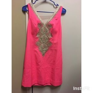 NWT Lilly Junie Shift in Coral Reef size 4