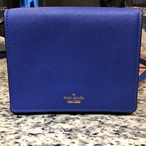 Kate Spade crossbody. Authentic! Used once!