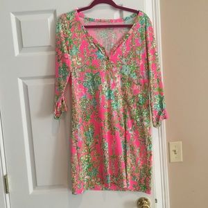 NWOT Lilly southern charm palmetto dress