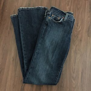 Lucky Brand jeans size 6