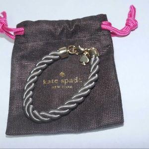 "Kate Spade ♠️ 'Learn the Ropes"" Bracelet"