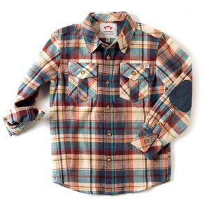 NWT boys appaman flannel